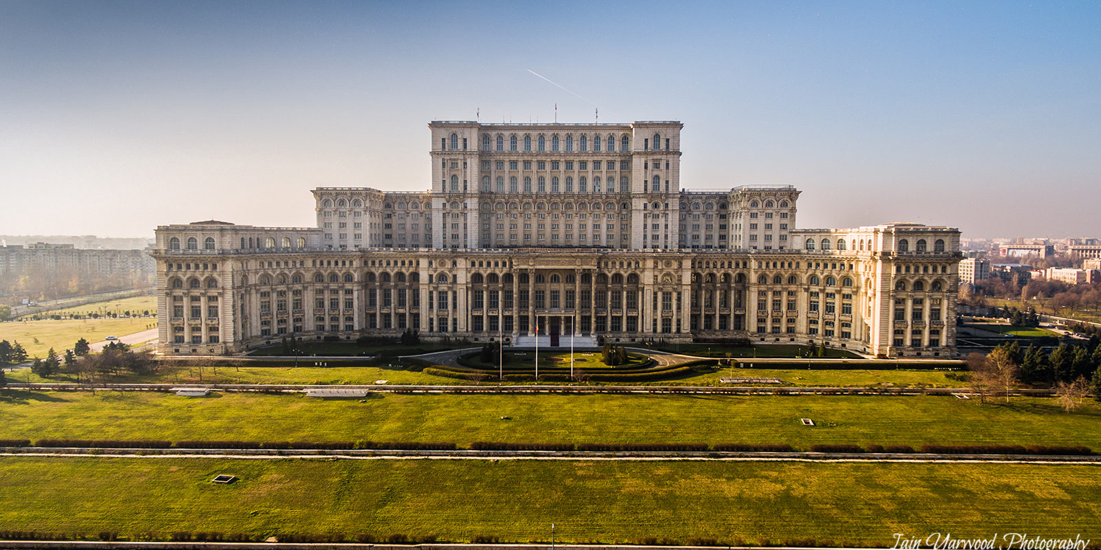 Palace Of The Parliament Bucharest City Info